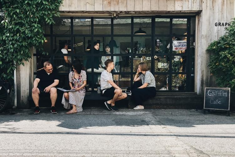 Graph Cafe - Here's why you should visit coffee shops in Chiang Mai