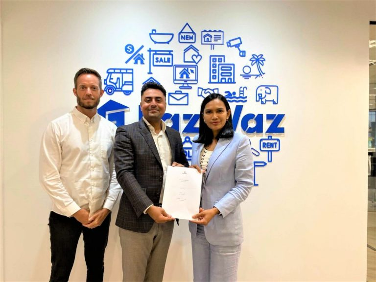 FazWaz appointed as Lead Agent for Bibury Homes Hua Hin