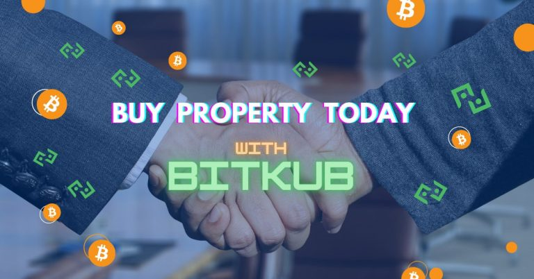 Origin Property team up with Bitkub to support purchasing real estate via cryptocurrency
