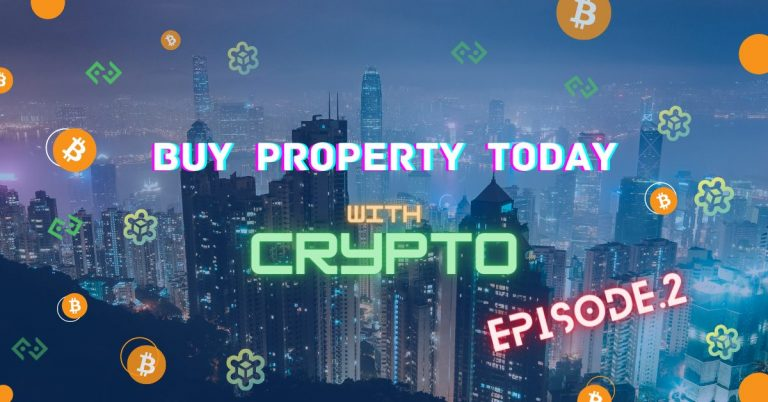 A Wider option to own property with cryptocurrency
