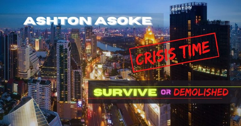 The Administrative Court has revoked Ashton Asoke's construction permit for breaching the Building Control Act.